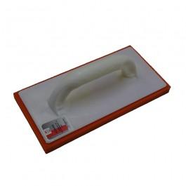 Schuurbord rood fijn 14x28cm
