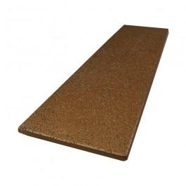 Carbide schuurplaat K24 50x12.5cm