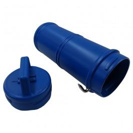 Rollerbox blauw kunststof