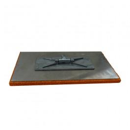 Schuurbord draaibaar 20x40cm