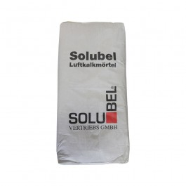 Solubel luchtkalkmortel SP50  30kg 0-1