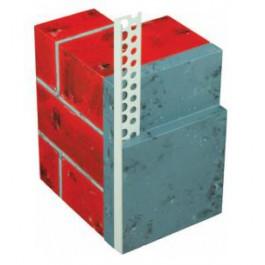 Stucstop 3313 PVC 20mm 2.5mtr